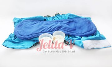 test-waterproof-pampers-dewasa-jelita
